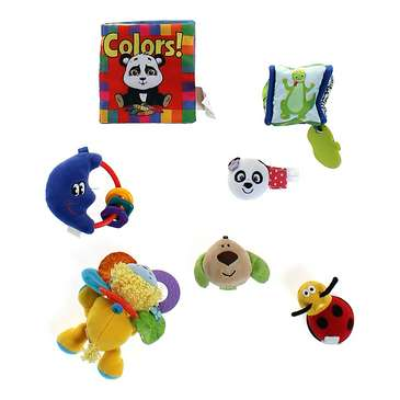 Colorful Plush Activity Toys for Sale on Swap.com
