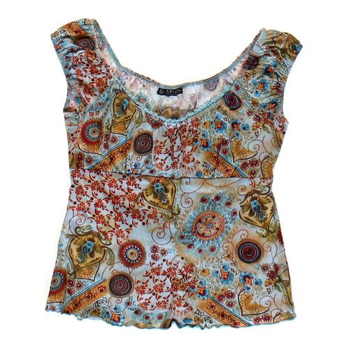 Self Esteem Colorful Shirt in size JR 7 at up to 95% Off - Swap.com