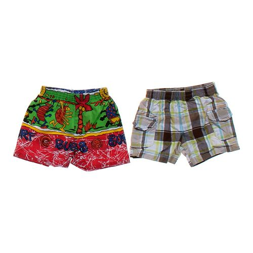 Wee Works Colorful Shorts Set in size 12 mo at up to 95% Off - Swap.com