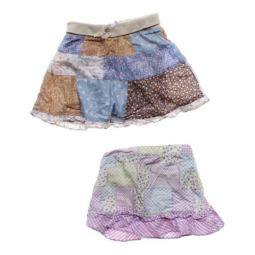 GEORGE Colorful Skort Set in size 18 mo at up to 95% Off - Swap.com