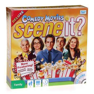 Comedy Movies: Scene It? for Sale on Swap.com