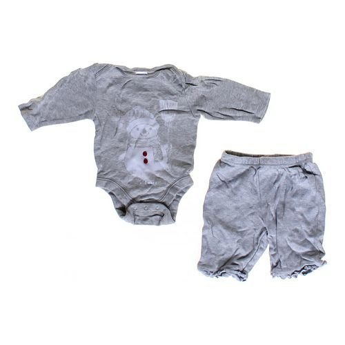 Old Navy Comfy Bodysuit & Pants Set in size 3 mo at up to 95% Off - Swap.com