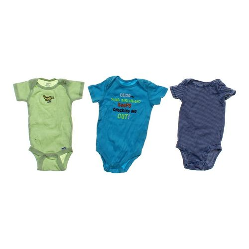 Carter's Comfy Bodysuit Set in size 6 mo at up to 95% Off - Swap.com
