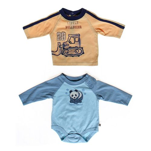 Just One Year Comfy Bodysuit & Shirt Set in size 3 mo at up to 95% Off - Swap.com