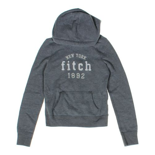 Abercrombie & Fitch Comfy Logo Hoodie in size 12 at up to 95% Off - Swap.com