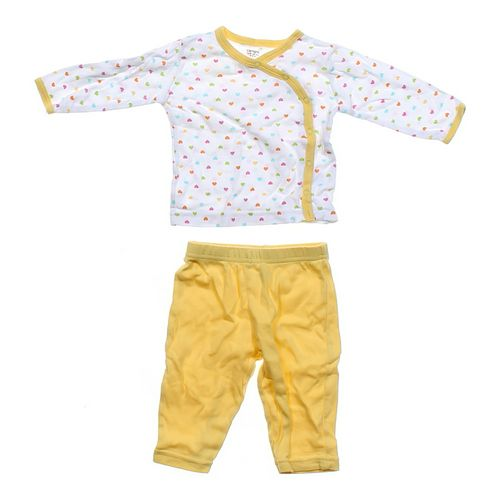 Carter's Comfy Shirt & Pants Set in size 6 mo at up to 95% Off - Swap.com
