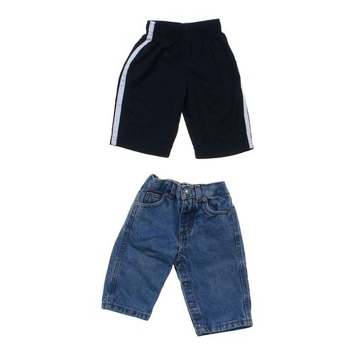 Koala Kids Comfy Shorts & Jeans Set in size 3 mo at up to 95% Off - Swap.com
