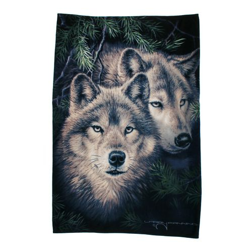 Comfy Wolf Pack Blanket at up to 95% Off - Swap.com