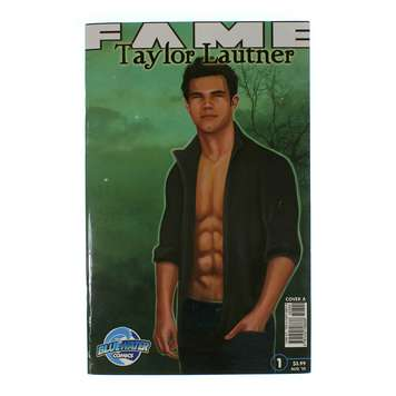 Comic: Fame ; Taylor Lautner for Sale on Swap.com