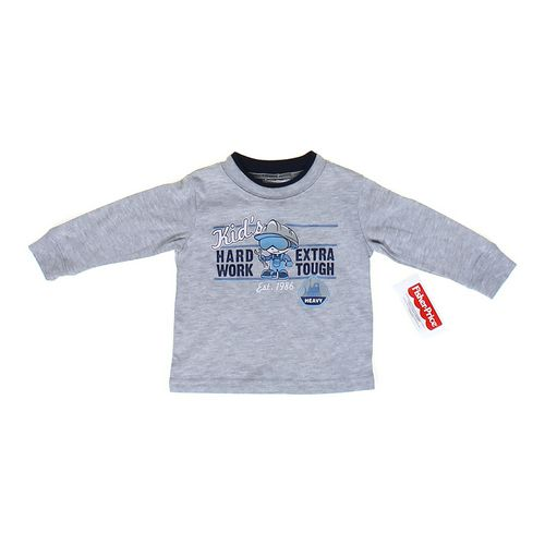 Fisher-Price Construction Shirt in size 12 mo at up to 95% Off - Swap.com