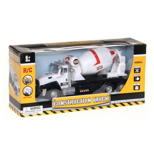 Huajun Toys Construction Truck at up to 95% Off - Swap.com