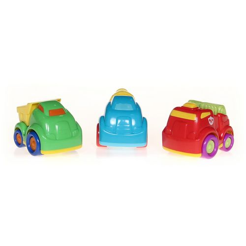 Construction Truck Toy Set at up to 95% Off - Swap.com