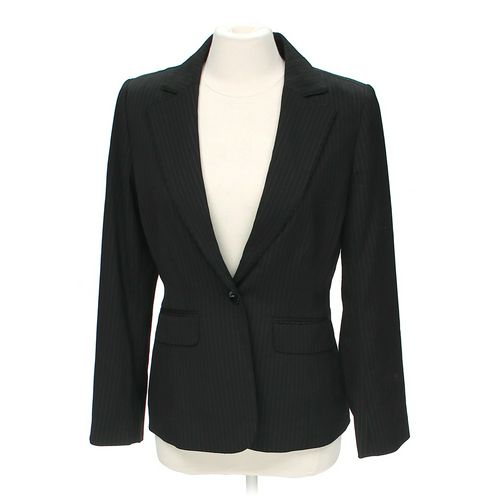 White Black Cool Blazer in size 8 at up to 95% Off - Swap.com