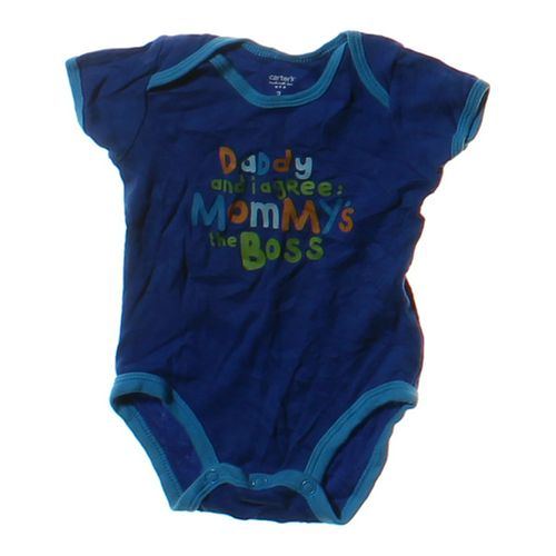 Carter's Cool Bodysuit in size 3 mo at up to 95% Off - Swap.com