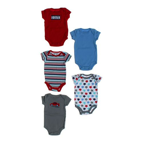 Luvable Friends Cool Bodysuit Set in size NB at up to 95% Off - Swap.com
