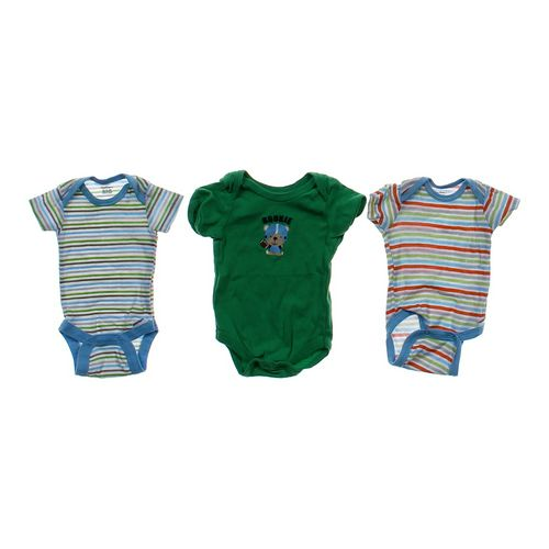 Gerber Cool Bodysuits Set in size NB at up to 95% Off - Swap.com
