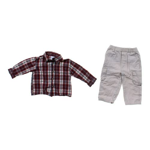 WonderKids Cool Shirt & Pants Set in size 12 mo at up to 95% Off - Swap.com