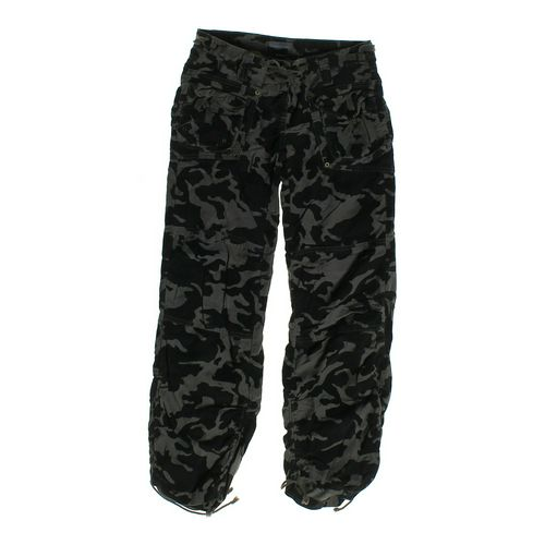 Arizona Corduroy Army Print Pants in size JR 5 at up to 95% Off - Swap.com