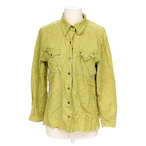 Chico's Corduroy Button-up Shirt in size S at up to 95% Off - Swap.com