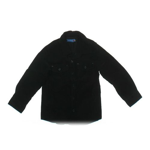 Juniors Corduroy Button-up Shirt in size 5/5T at up to 95% Off - Swap.com