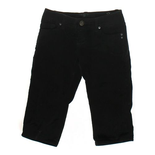 Zana Di Corduroy Capri Pants in size JR 5 at up to 95% Off - Swap.com