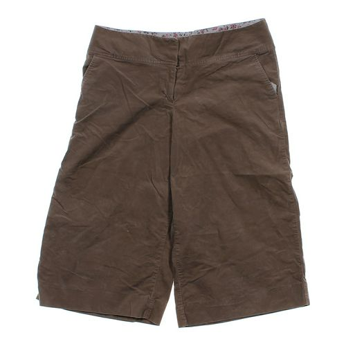 Tracy Evans Corduroy Capris in size JR 15 at up to 95% Off - Swap.com