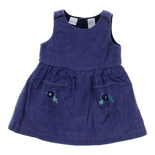 Cherokee Corduroy Dress in size 18 mo at up to 95% Off - Swap.com