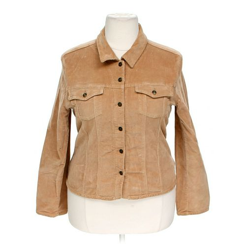 A.M.I Corduroy Jacket in size XL at up to 95% Off - Swap.com