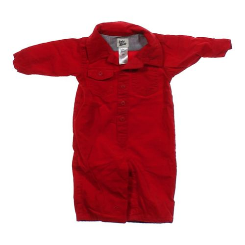 OshKosh B'gosh Corduroy Jumpsuit in size 3 mo at up to 95% Off - Swap.com