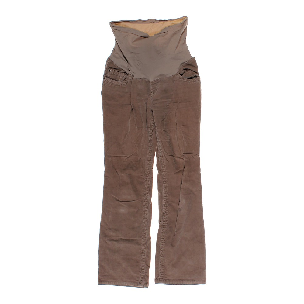 50174a8e249fc Motherhood Maternity Corduroy Maternity Pants in size S at up to 95% Off -  Swap