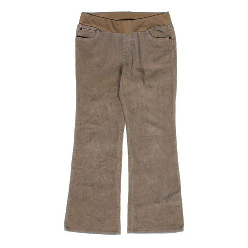 Oh Baby by Motherhood Corduroy Maternity Pants in size M (8-10) at up to 95% Off - Swap.com