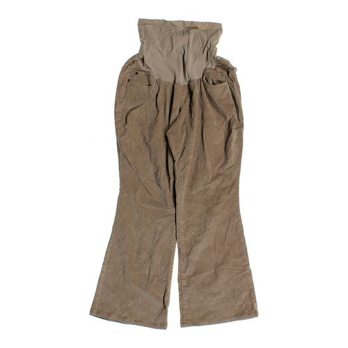 Oh Baby by Motherhood Corduroy Maternity Pants in size XL (16-18) at up to 95% Off - Swap.com