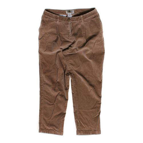 L.L.Bean Corduroy Pants in size 8 at up to 95% Off - Swap.com
