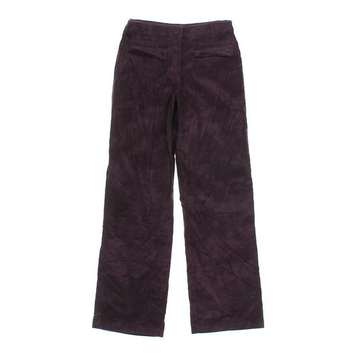Lili Gaufrette Corduroy Pants in size 12 at up to 95% Off - Swap.com