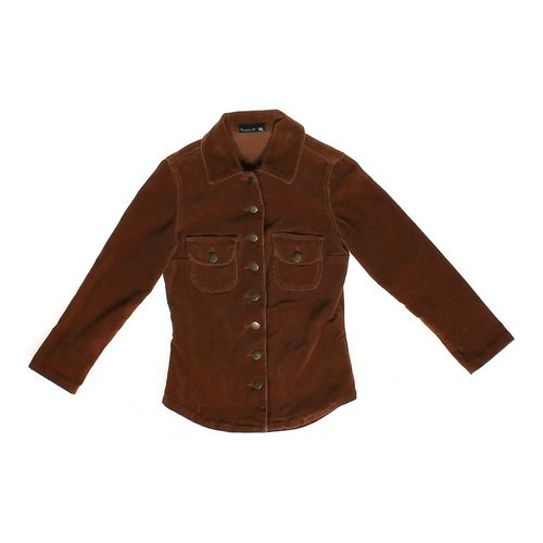 Frankie B. Corduroy Shirt in size 14 at up to 95% Off - Swap.com
