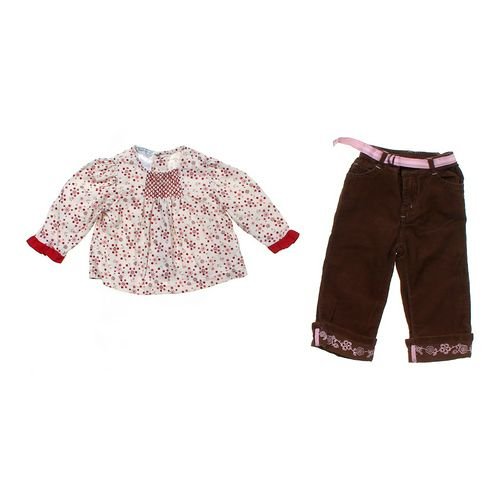 Honey Pot Corduroy Shirt & Pants Set in size 18 mo at up to 95% Off - Swap.com