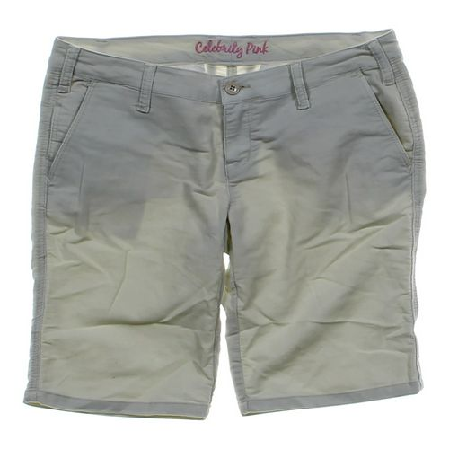 Celebrity Pink Corduroy Shorts in size JR 3 at up to 95% Off - Swap.com