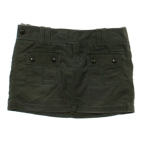 Abercrombie & Fitch Corduroy Skirt in size JR 0 at up to 95% Off - Swap.com