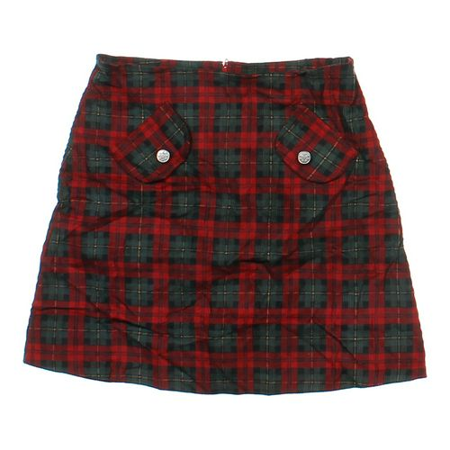 Aven USA Corduroy Skirt in size JR 7 at up to 95% Off - Swap.com