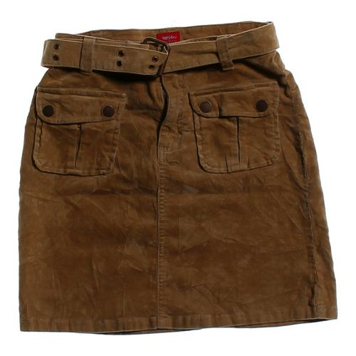 Mossimo Supply Co. Corduroy Skirt in size 7 at up to 95% Off - Swap.com