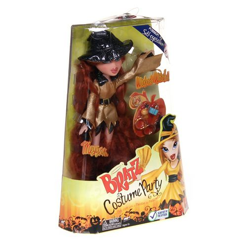 Bratz Costume Party: Meygan Doll at up to 95% Off - Swap.com