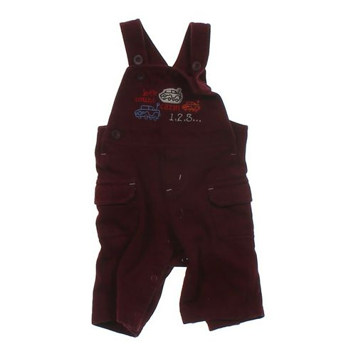 Carter's Counting Knit Pants Overalls in size 3 mo at up to 95% Off - Swap.com