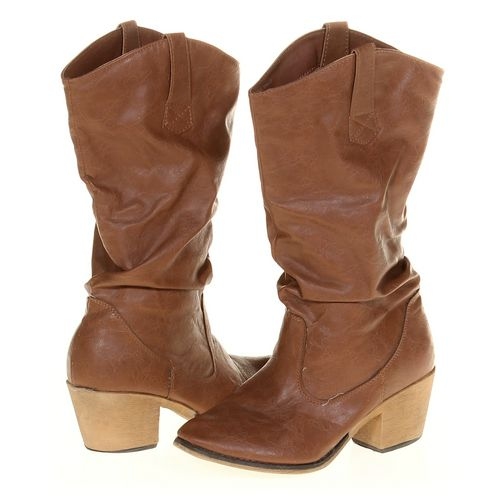 Wet Seal Cowboy Boots in size 6 Women's at up to 95% Off - Swap.com