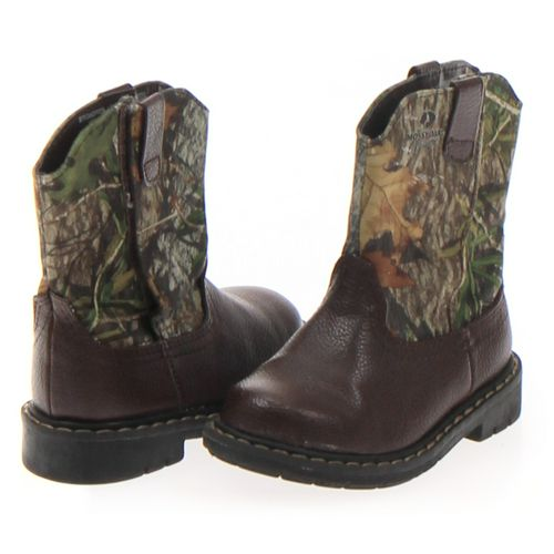 Faded Glory Cowboy Boots in size 7 Toddler at up to 95% Off - Swap.com