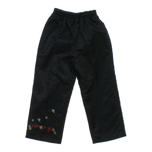 Cozy Embroidered Pants in size 4/4T at up to 95% Off - Swap.com