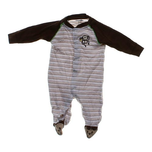 Babies R Us Cozy Footed Pajamas in size NB at up to 95% Off - Swap.com