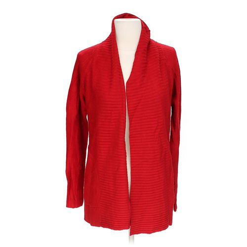 St. John's Bay Cozy Open Front Cardigan in size S at up to 95% Off - Swap.com