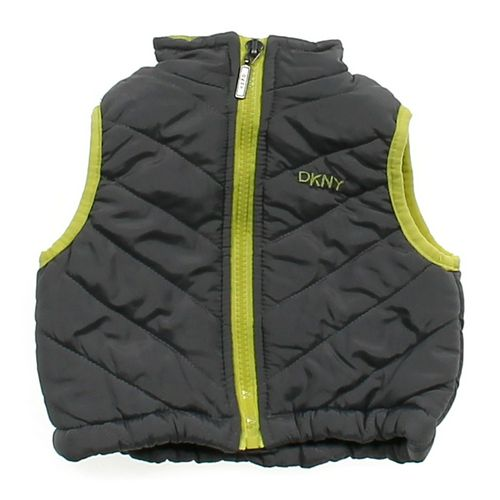DKNY Cozy Vest in size NB at up to 95% Off - Swap.com