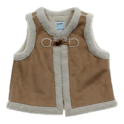 Old Navy Cozy Vest in size 2/2T at up to 95% Off - Swap.com