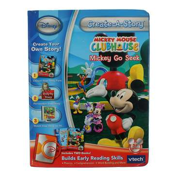 Create-A-Story - Mickey Mouse Clubhouse for Sale on Swap.com